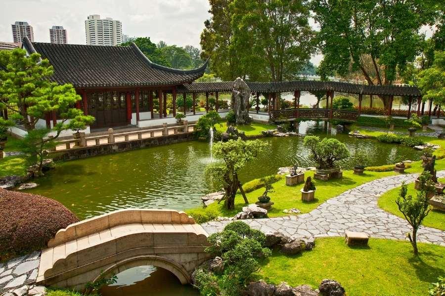 Japanese Cemetery Park singapore