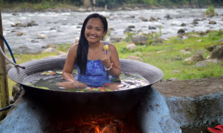 Antique | Kawa Hot Bath and Bugtong Bato Falls