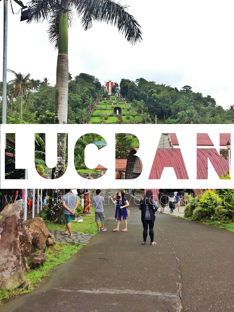 Lucban at Last!