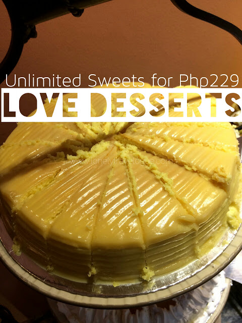 Unlimited Love of Desserts