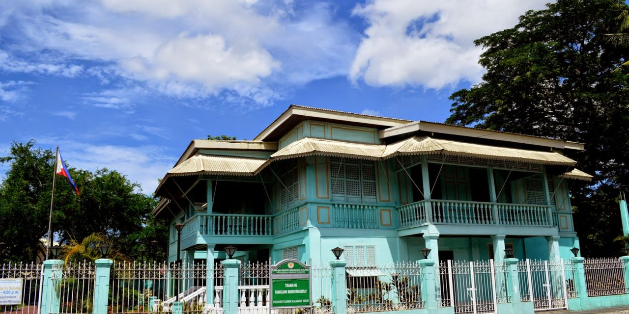 Ramos Magsaysay House: Memorabilia of the Idol of the Masses