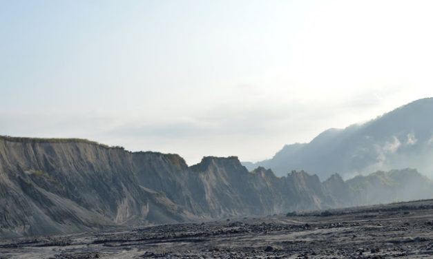 The Aetas of  Mount Pinatubo and The Trip That Almost Did Not Happen
