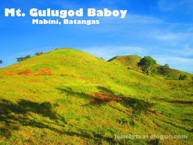 Social Climber: Mt. Gulugod Baboy