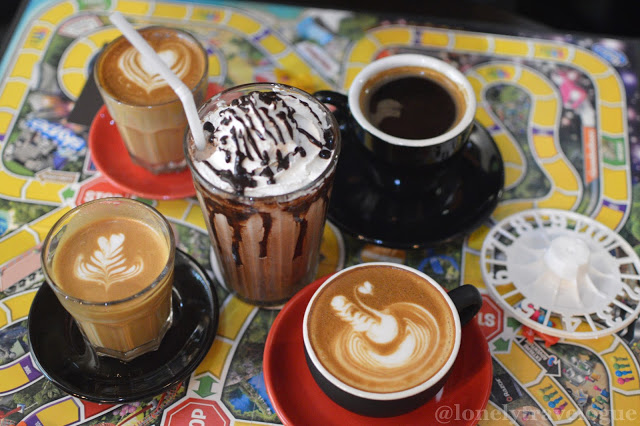 Paranaque | My Cuppa Fix, Break From the Rush
