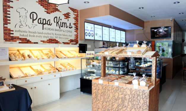 MANILA | Papa Kim's Korean Bakery and Coffee