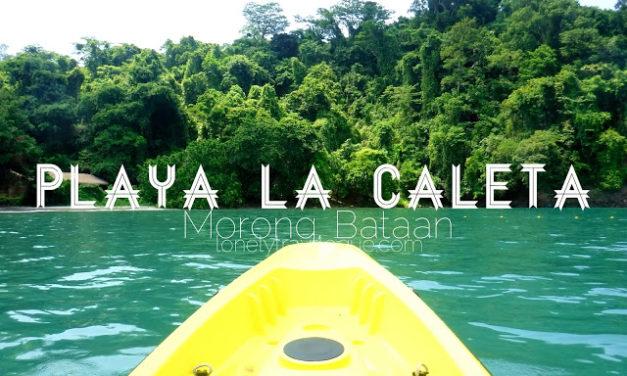 BATAAN: Reminiscing My Childhood Beach Memories in Playa La Caleta Waterfront Estate and the 1st PLC Beach Clean Up Drive