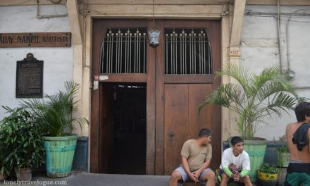 Bahay Nakpil-Bautista: Treasure in the Heart of Quiapo