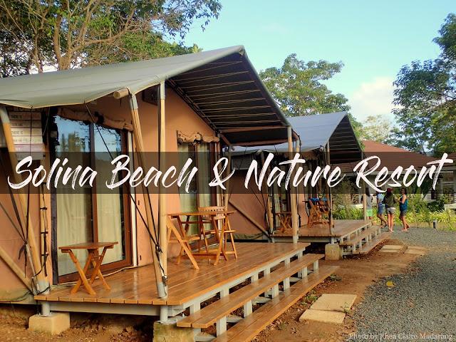 Solina Beach and Nature Resort: Glamping in Islas de Gigantes