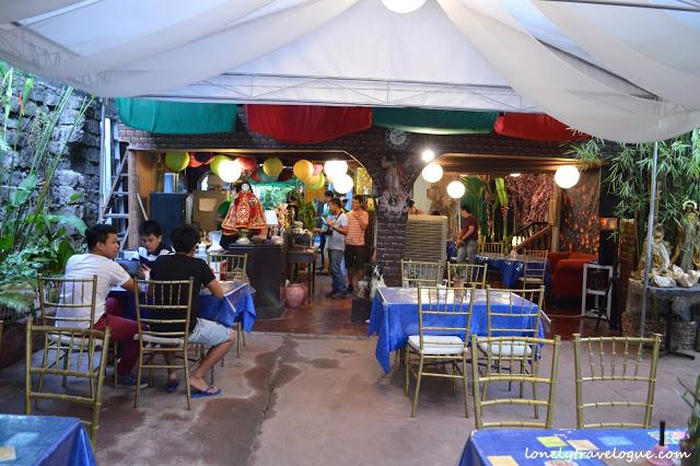 St. Nicholas of Mandaluyong: A Twist in Filipino Cuisine
