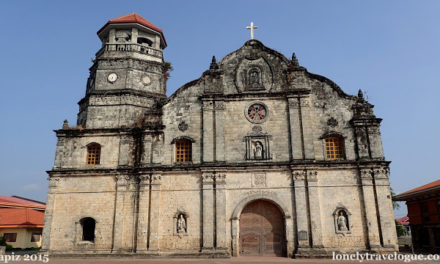 CAPTIVATING CAPIZ: The Big Bell of Sta. Monica Parish Church in Pan-ay, Capiz