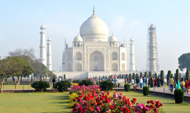 INDIA | My Taj Mahal Story