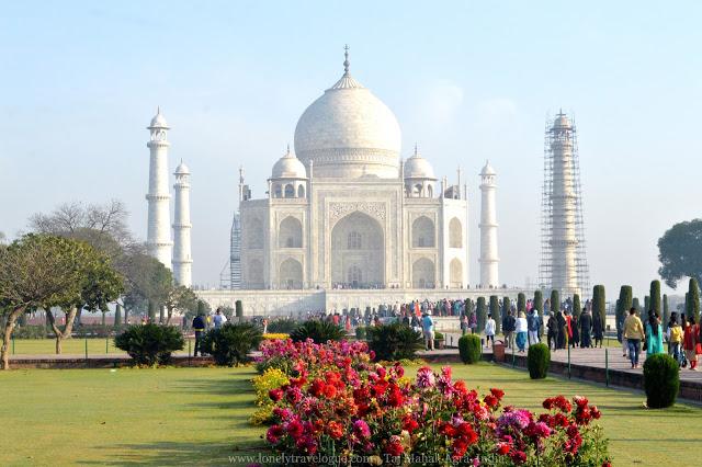 INDIA   My Taj Mahal Story