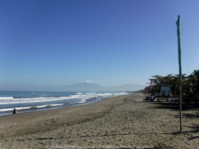 PANGASINAN | Tondaligan Beach Before Ending 2017