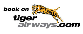 Flights operated by Tiger Airways Philippines