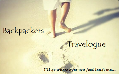 I'll go where ever my feet leads me…