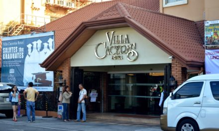 WHERE TO STAY IN NAGA: Villa Caceres: Your Home Away from Home