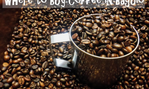 BENGUET | Where to Buy Coffee in Baguio