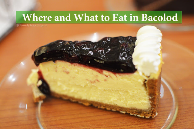 Bacolod | Where and What to Eat