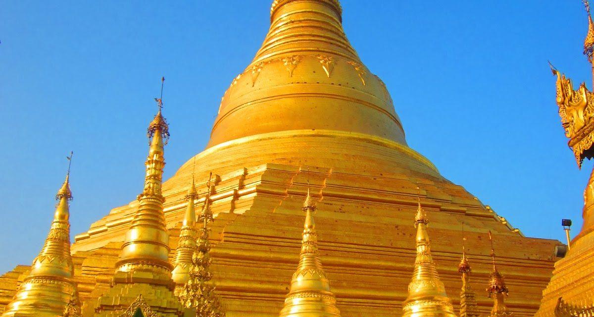 Golden Night at Shwedagon Pagoda