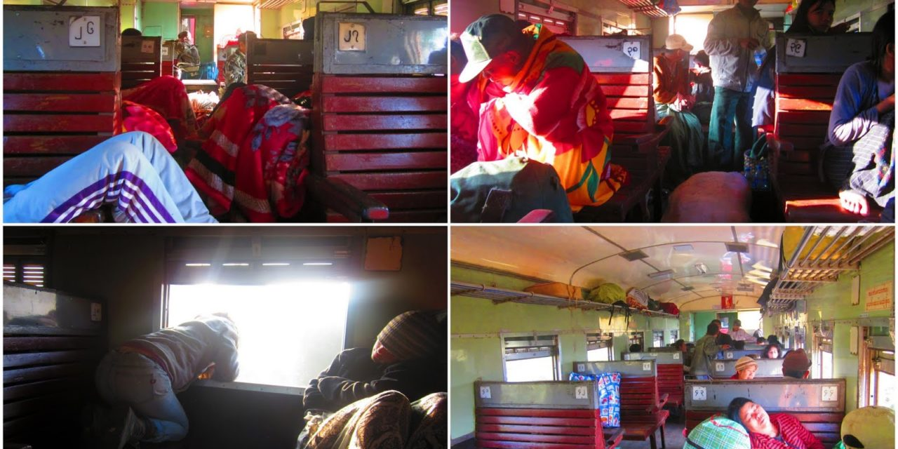On Board to Hsipaw: Gokteik Viaduct and Other Stories