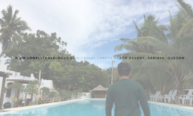 SARIAYA, QUEZON: Balai Loreta, A Resort Made of Love